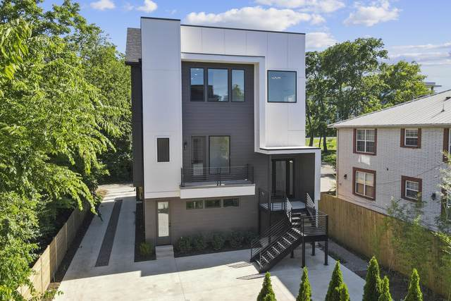 1405B Sigler St, Nashville, TN 37203 (MLS #RTC2263228) :: Morrell Property Collective | Compass RE