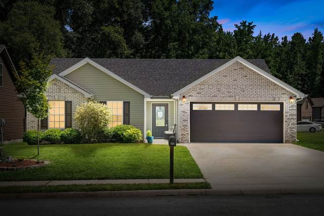 845 Shelton Circle, Clarksville, TN 37042 (MLS #RTC2263263) :: Morrell Property Collective | Compass RE