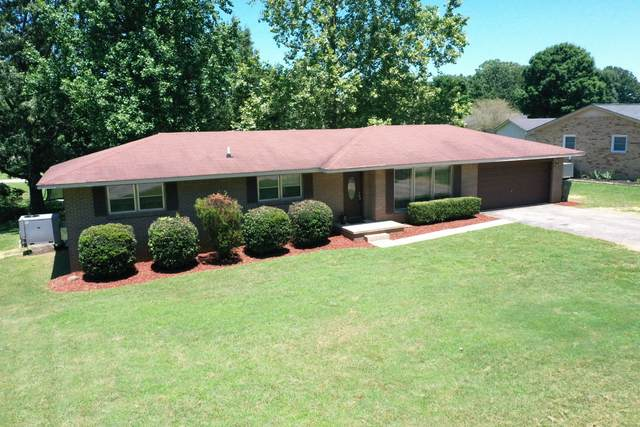 1706 Grandaddy Rd, Lawrenceburg, TN 38464 (MLS #RTC2263278) :: Village Real Estate