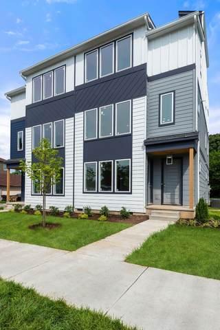 1006 Cheatham Pl, Nashville, TN 37208 (MLS #RTC2263285) :: John Jones Real Estate LLC