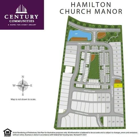3024 Talisman Way (Lot 11), Antioch, TN 37013 (MLS #RTC2263293) :: Village Real Estate