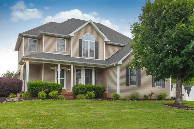 3207 Overhill Ct, Murfreesboro, TN 37130 (MLS #RTC2263335) :: Village Real Estate