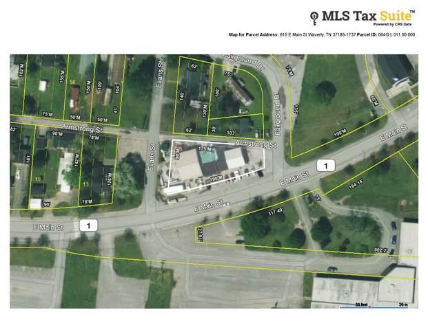 615 E Main St, Waverly, TN 37185 (MLS #RTC2263354) :: Village Real Estate