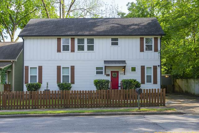 315 Glenrose Ave, Nashville, TN 37210 (MLS #RTC2263407) :: Oak Street Group