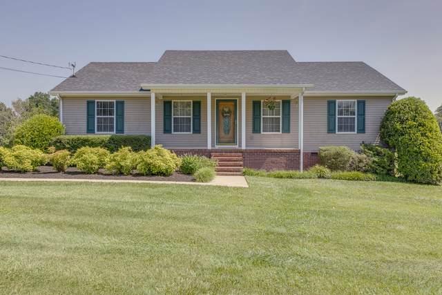 140 Mckenzie Ln, Summertown, TN 38483 (MLS #RTC2263455) :: Village Real Estate