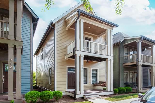 310 Sylvan Park Ln, Nashville, TN 37209 (MLS #RTC2263467) :: Berkshire Hathaway HomeServices Woodmont Realty