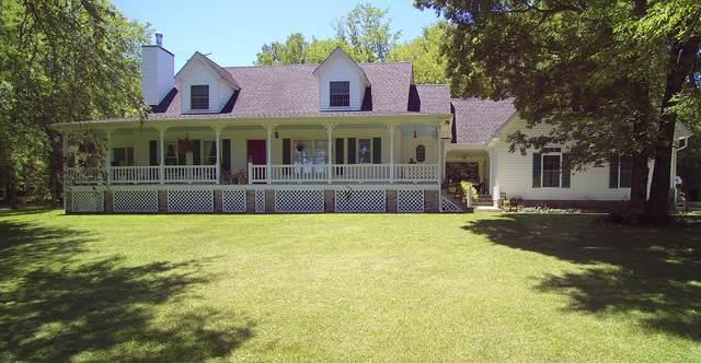 358 Dye Rd, Bell Buckle, TN 37020 (MLS #RTC2263473) :: Team George Weeks Real Estate