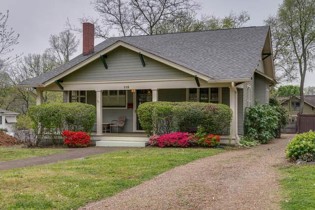 115 Bowling Ave, Nashville, TN 37205 (MLS #RTC2263475) :: Morrell Property Collective | Compass RE