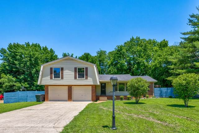 204 Clearlake Dr W, Nashville, TN 37217 (MLS #RTC2263491) :: Cory Real Estate Services