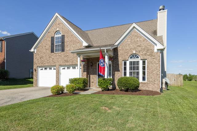 3005 Gale Ct, Spring Hill, TN 37174 (MLS #RTC2263493) :: Village Real Estate