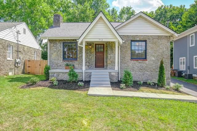 712 Gillock St, Nashville, TN 37216 (MLS #RTC2263497) :: Oak Street Group