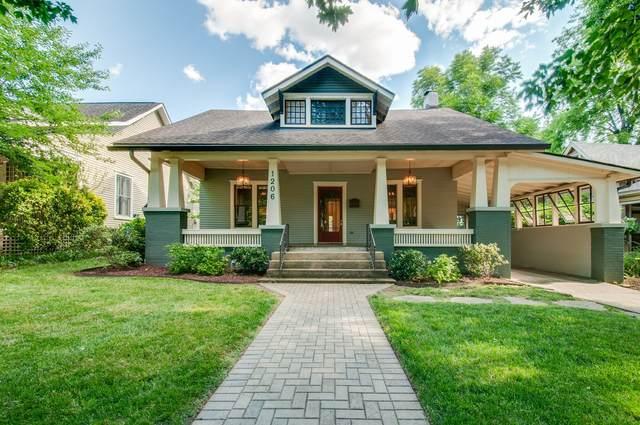 1206 Calvin Ave, Nashville, TN 37206 (MLS #RTC2263518) :: Oak Street Group
