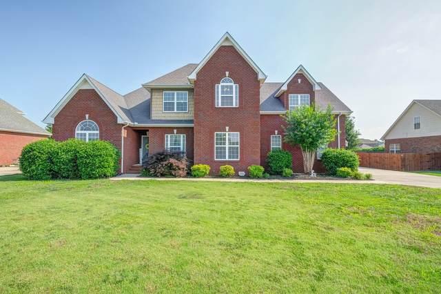 213 Zoe Ct, Murfreesboro, TN 37129 (MLS #RTC2263526) :: Trevor W. Mitchell Real Estate
