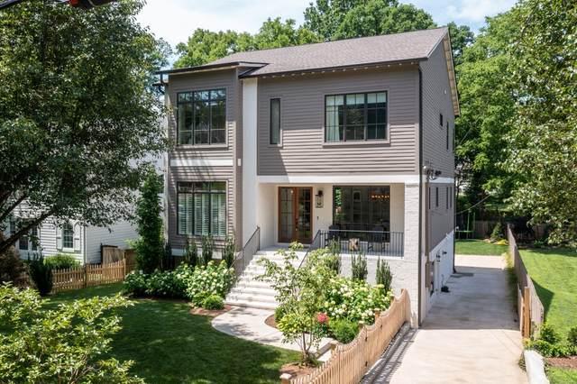 2413 Vaulx Ln, Nashville, TN 37204 (MLS #RTC2263531) :: Village Real Estate