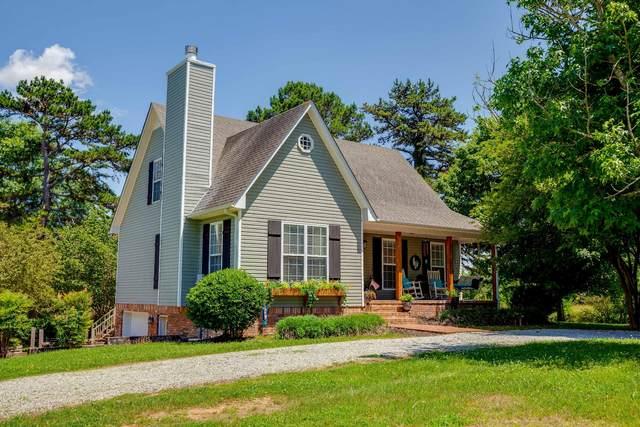 491 Hillview Dr, Lawrenceburg, TN 38464 (MLS #RTC2263532) :: Village Real Estate