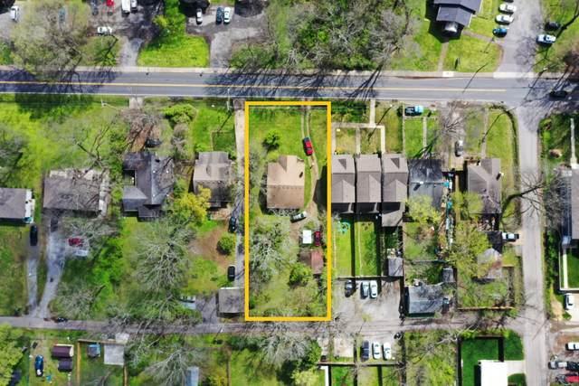 1406 Lischey Ave, Nashville, TN 37207 (MLS #RTC2263540) :: Real Estate Works