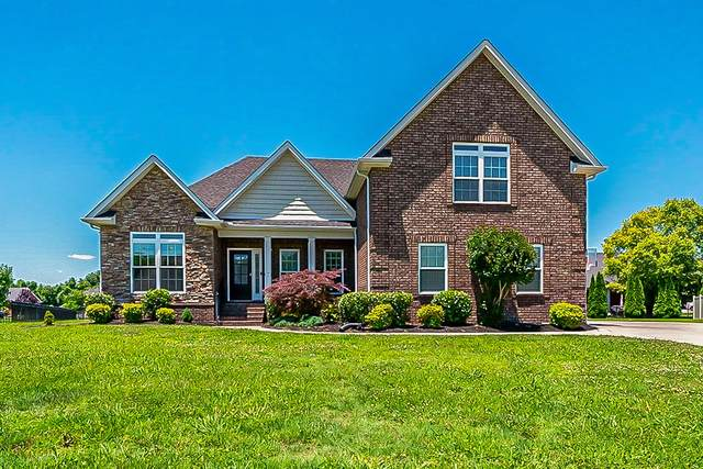 1012 Crowell Dr, Christiana, TN 37037 (MLS #RTC2263545) :: Morrell Property Collective | Compass RE