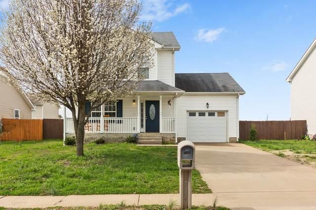 123 N Cavalcade Cir, Oak Grove, KY 42262 (MLS #RTC2263551) :: Real Estate Works