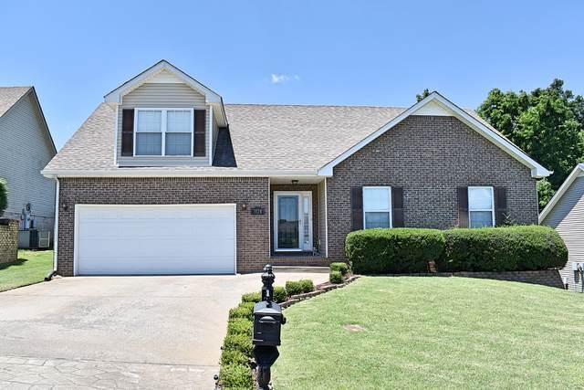 3174 Cross Ridge Dr, Clarksville, TN 37040 (MLS #RTC2263580) :: Village Real Estate