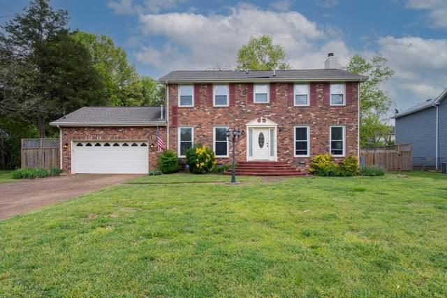 660 Lake Terrace Dr, Nashville, TN 37217 (MLS #RTC2263601) :: Cory Real Estate Services