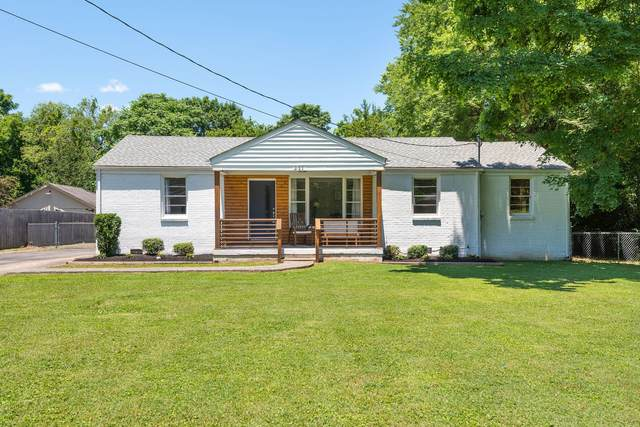 341 Wimpole Dr, Nashville, TN 37211 (MLS #RTC2263609) :: Village Real Estate