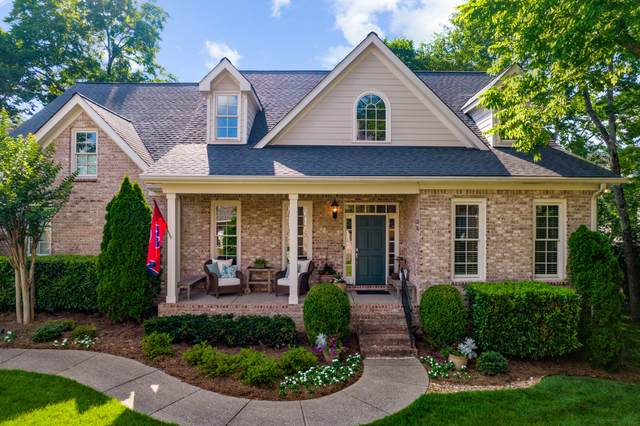 2010 Overhill Drive #103, Nashville, TN 37215 (MLS #RTC2263618) :: Fridrich & Clark Realty, LLC
