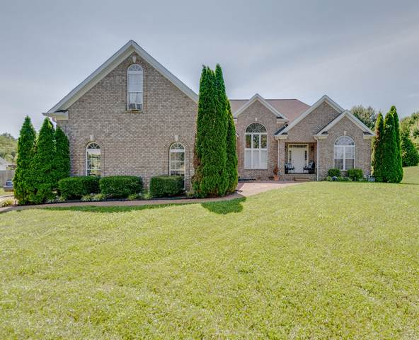 2305 Clara Mathis Rd, Spring Hill, TN 37174 (MLS #RTC2263647) :: Berkshire Hathaway HomeServices Woodmont Realty
