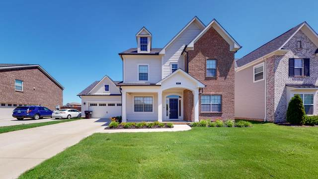 807 Sapphire Dr, Murfreesboro, TN 37128 (MLS #RTC2263652) :: Berkshire Hathaway HomeServices Woodmont Realty