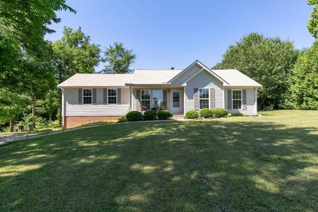 1216 Chapmansboro Rd, Chapmansboro, TN 37035 (MLS #RTC2263684) :: Cory Real Estate Services