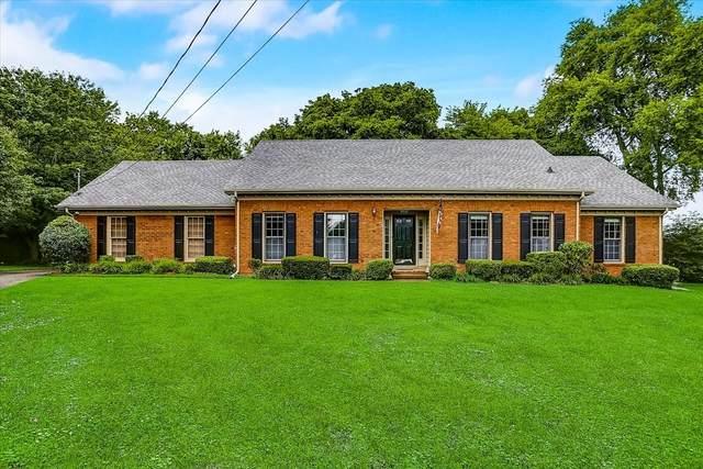 135 Meadowvue Dr, Hendersonville, TN 37075 (MLS #RTC2263700) :: Village Real Estate