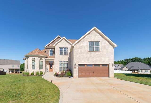 1228 Forsythia Ct, Clarksville, TN 37043 (MLS #RTC2263704) :: Team Jackson | Bradford Real Estate