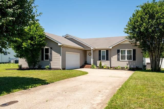 1218 Cason Trl, Murfreesboro, TN 37128 (MLS #RTC2263708) :: RE/MAX Fine Homes