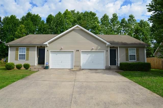 276 Executive Avenue A, Clarksville, TN 37042 (MLS #RTC2263720) :: HALO Realty