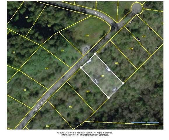 141 Rutherford Ln, Smithville, TN 37166 (MLS #RTC2263736) :: John Jones Real Estate LLC