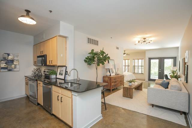 1803 Broadway #116, Nashville, TN 37203 (MLS #RTC2263769) :: Ashley Claire Real Estate - Benchmark Realty