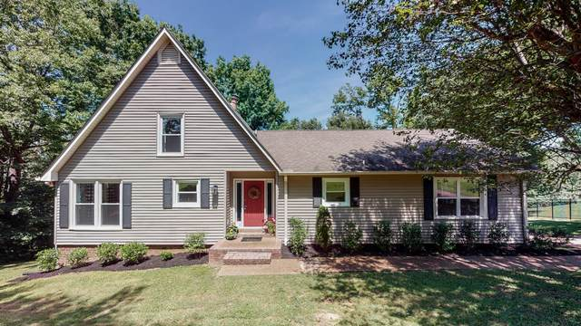 145 Forest Trl, Brentwood, TN 37027 (MLS #RTC2263775) :: RE/MAX Fine Homes
