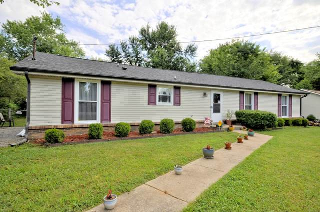307 Mills Dr, Clarksville, TN 37042 (MLS #RTC2263795) :: Your Perfect Property Team powered by Clarksville.com Realty