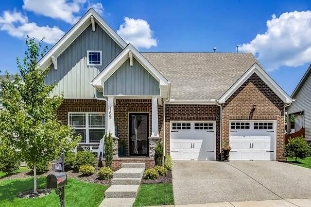 169 Bexley Way, White House, TN 37188 (MLS #RTC2263800) :: Candice M. Van Bibber | RE/MAX Fine Homes