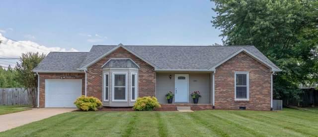 3101 Larson Ln, Clarksville, TN 37043 (MLS #RTC2263855) :: Trevor W. Mitchell Real Estate