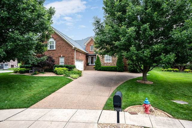 2198 Loudenslager Dr, Thompsons Station, TN 37179 (MLS #RTC2263868) :: Maples Realty and Auction Co.