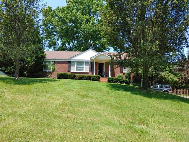 110 Keith Dr, Clarksville, TN 37043 (MLS #RTC2263873) :: The Helton Real Estate Group