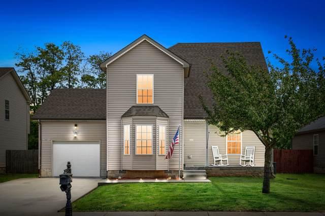 3417 Foxrun Ln, Clarksville, TN 37042 (MLS #RTC2263954) :: Village Real Estate