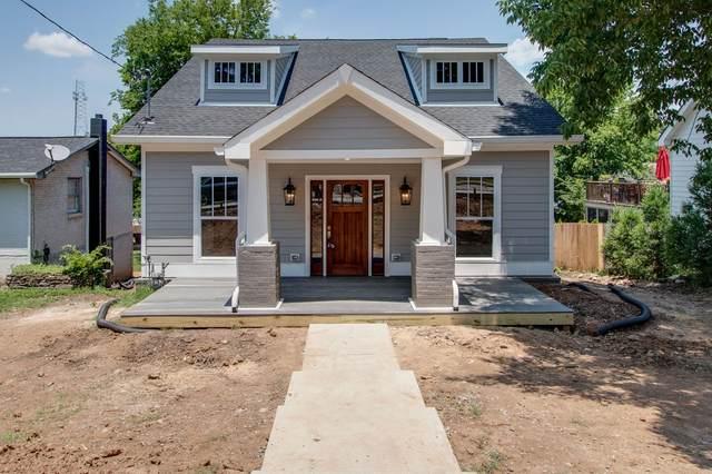 3516 Elkins Ave, Nashville, TN 37209 (MLS #RTC2263984) :: Nelle Anderson & Associates