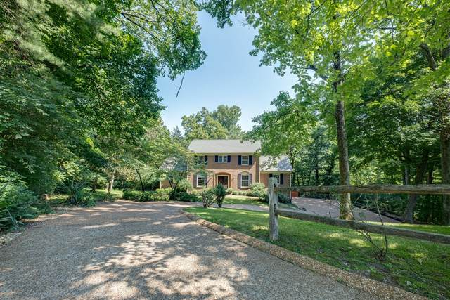 1242 Jefferson Davis Dr, Brentwood, TN 37027 (MLS #RTC2263996) :: RE/MAX Fine Homes