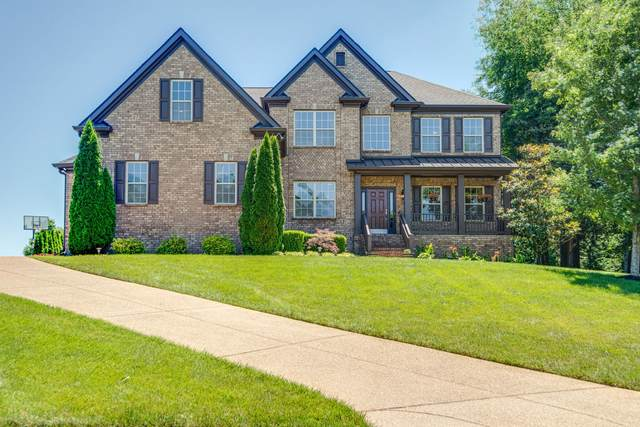 1834 Sonoma Trace, Brentwood, TN 37027 (MLS #RTC2263999) :: RE/MAX Fine Homes