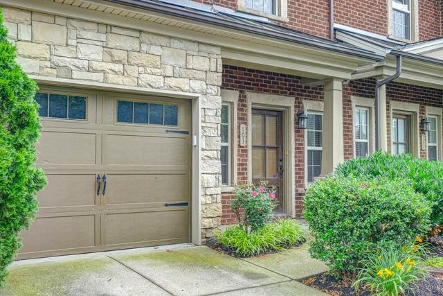 5606 Cloverland Dr #103, Brentwood, TN 37027 (MLS #RTC2264012) :: Ashley Claire Real Estate - Benchmark Realty