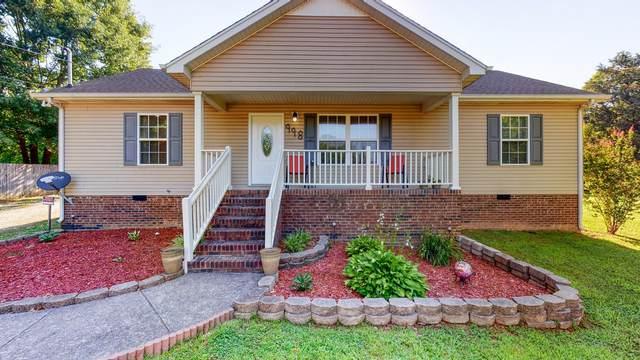 998 Sumerset Cir, Lewisburg, TN 37091 (MLS #RTC2264019) :: Village Real Estate