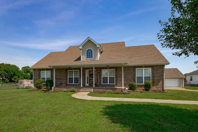 963 Beldon Station Ln, Clarksville, TN 37040 (MLS #RTC2264026) :: Ashley Claire Real Estate - Benchmark Realty