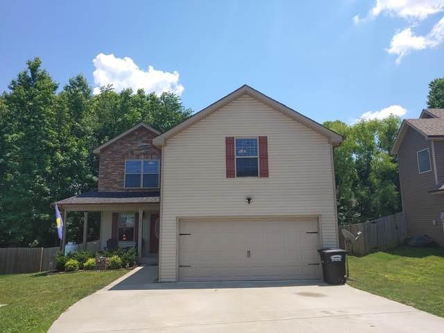 1412 Freedom Dr, Clarksville, TN 37042 (MLS #RTC2264027) :: DeSelms Real Estate