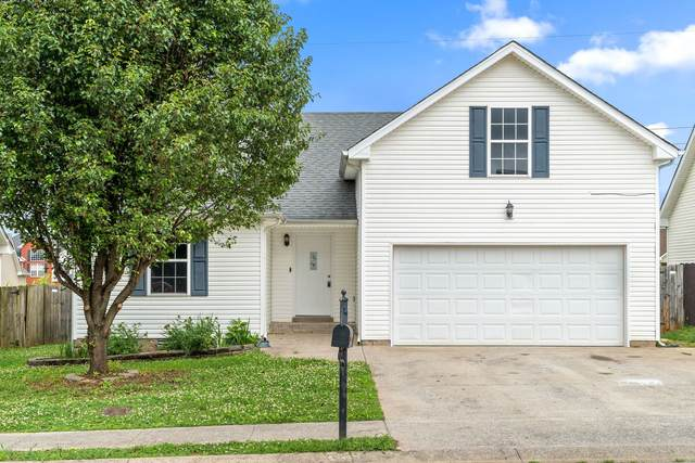 1036 Cindy Jo Ct, Clarksville, TN 37040 (MLS #RTC2264035) :: Ashley Claire Real Estate - Benchmark Realty